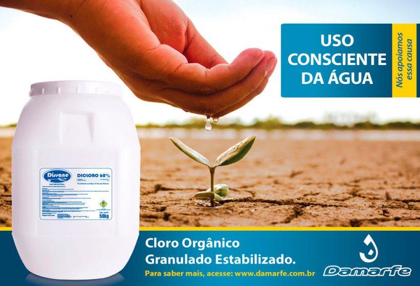 Anúncio 1: Uso Consciente da Água