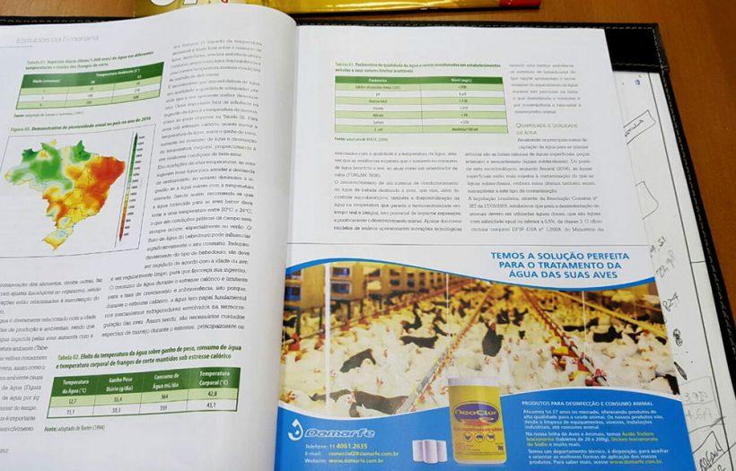 Anúncio: Revista Avicultura