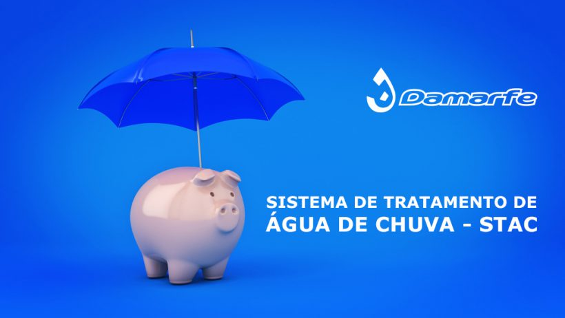 Sistema de Tratamento de Água de Chuva